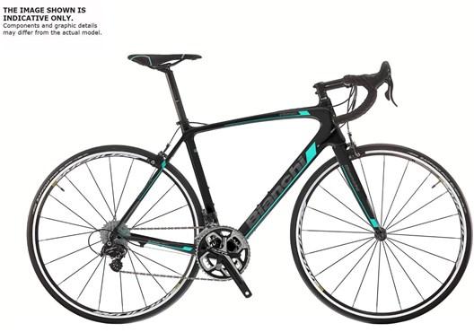 Bianchi Intenso 105 2019 - Road Bike | Racercykler