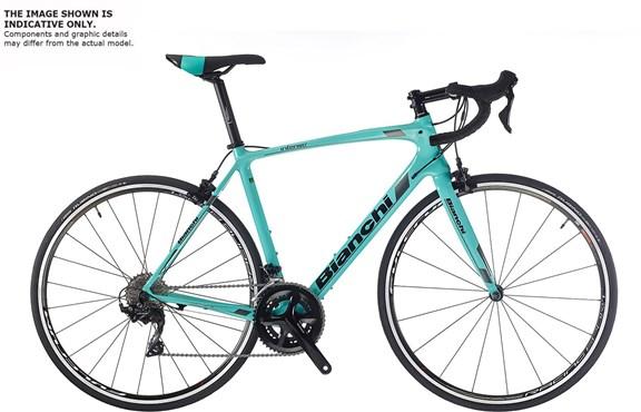 Bianchi Intenso Centaur 2019 - Road Bike | Racercykler