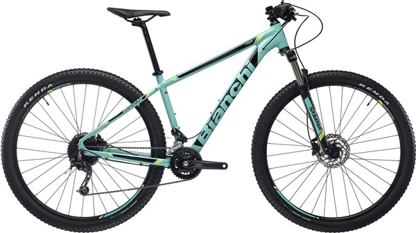 Bianchi Magma 9.1 29er Mountain Bike 2019 - Hardtail MTB