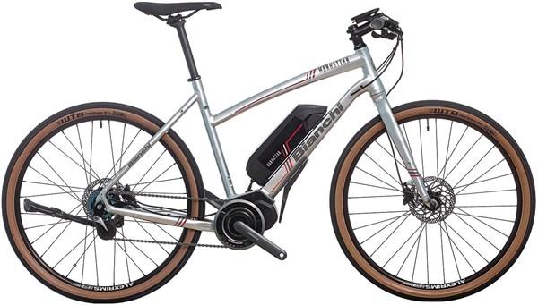 Bianchi Manhattan Alfine 8 Speed 2019 - Electric Hybrid Bike