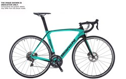 Product image for Bianchi Oltre XR.3 CV Disc Potenza 2019 - Road Bike