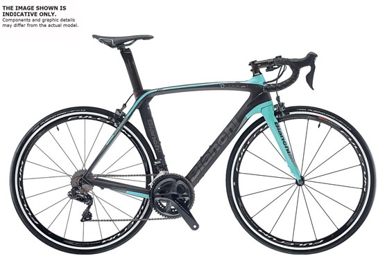 Bianchi Oltre XR.3 CV Disc Ultegra Di2 2019 - Road Bike | Road bikes