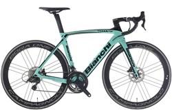 Bianchi Oltre XR.4 CV Disc Super Record 2019 - Road Bike
