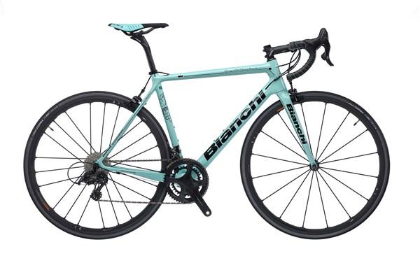 Bianchi Specialissima CV Super Record 2019 - Road Bike