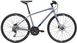 Giant Escape 0 Disc - Nearly New - L 2018 - Hybrid Sports Bike