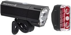 Blackburn Dayblazer 1,100 Front / 65 Rear Light Set