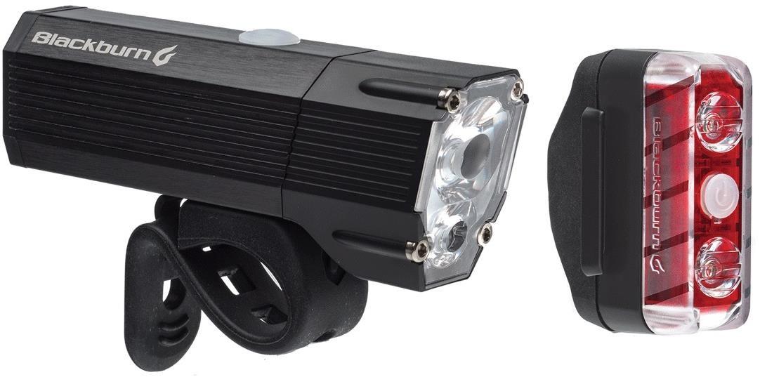 Blackburn Dayblazer 1,100 Front / 65 Rear Light Set   Rear lights