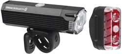 Blackburn Dayblazer 800 Front / 65 Rear Light Set