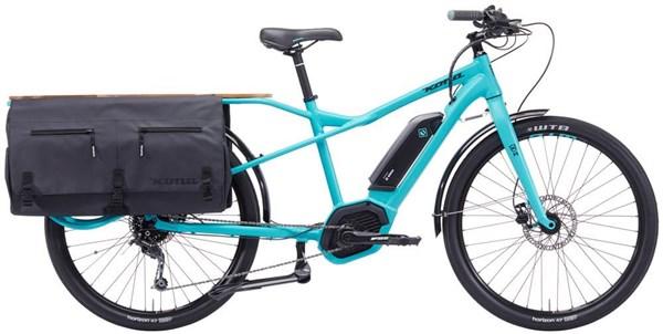 Kona Electric Ute 2019 - Electric Hybrid Bike