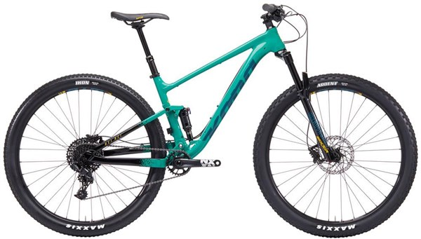 Kona Hei Hei 29er Mountain Bike 2019 - Trail Full Suspension MTB