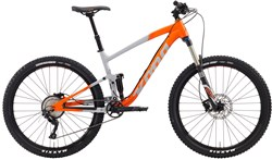 "Kona Hei Hei Trail 27.5"" Mountain Bike 2019 - Trail Full Suspension MTB"