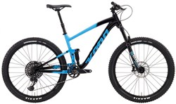 "Product image for Kona Hei Hei Trail DL 27.5"" Mountain Bike 2019 - Trail Full Suspension MTB"
