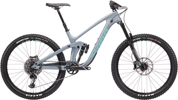 "Kona Process 153 CR/DL 27.5"" Mountain Bike 2019 - Enduro Full Suspension MTB"