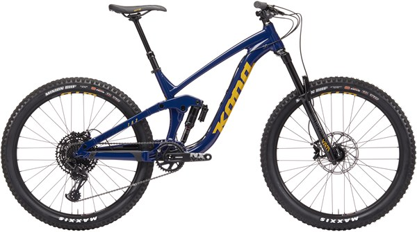 "Kona Process 153 DL 27.5"" Mountain Bike 2019 - Enduro Full Suspension MTB"