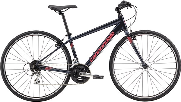Cannondale Quick 7 Womens - Nearly New - M - 2019 Hybrid Bike