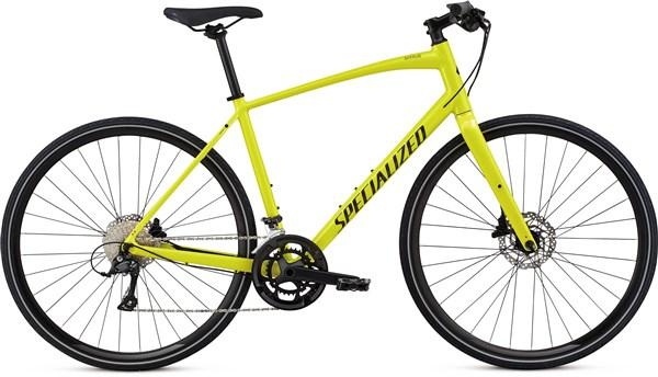 Specialized Sirrus Sport Alloy Disc - Nearly New - M - 2019 Hybrid Bike