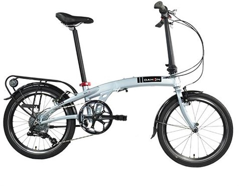 Dahon Qix D8 U 20w - Nearly New 2018 - Folding Bike
