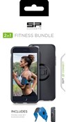 SP Connect Fitness Phone Mount Bundle - iPhone