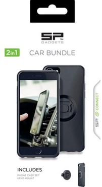 SP Connect Car Phone Mount Bundle - iPhone