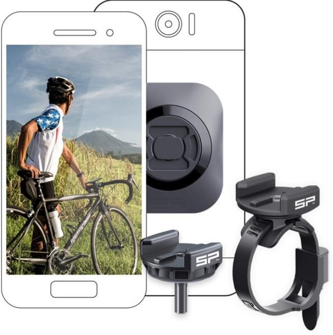 SP Connect Cycling Phone Mount Bundle - Universal | phone_mounts_component