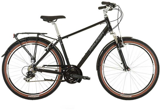 "Raleigh Pioneer Trail 27.5"" - Nearly New - 19"" 2018 - Hybrid Sports Bike"