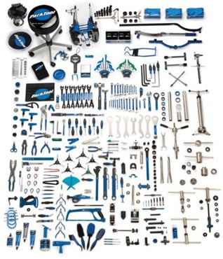 Park Tool MK278 Master Mechanic tool set