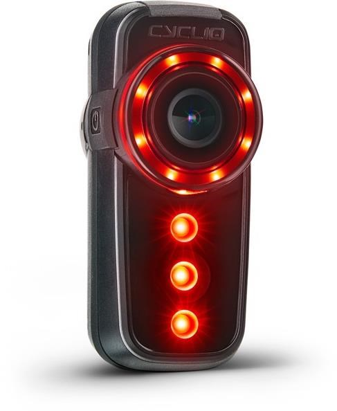Cycliq FLY6 Connected Edition Light with Built-In Camera | Kameraer