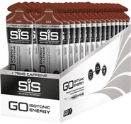Product image for SiS Go Isotonic Energy Gel + Caffeine Multipack