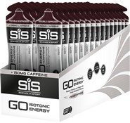 SiS Go Isotonic Energy Gel + Caffeine Multipack