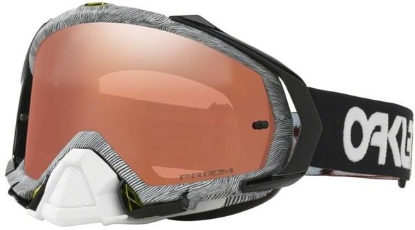 Oakley Mayhem Pro MX Goggles | Beskyttelse
