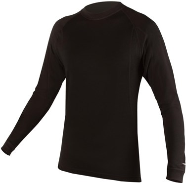 Endura BaaBaa Merino Long Sleeve Cycling Base Layer 2eaac6c78