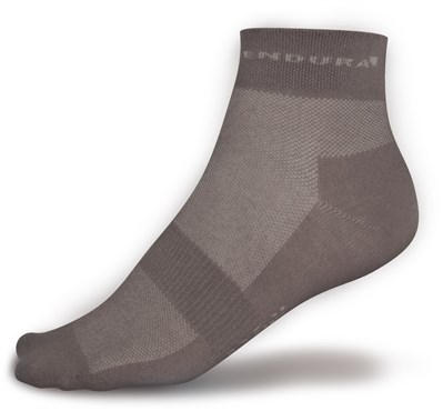 Endura CoolMax Race Cycling Socks - Triple Pack SS16