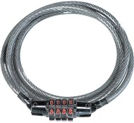 Product image for Kryptonite CC4 Combination Cable Lock
