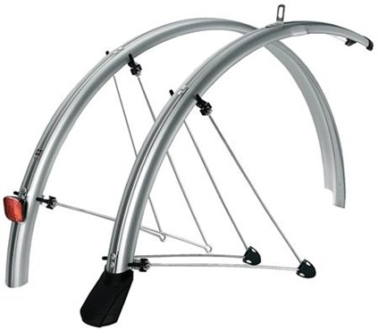 SKS Chromoplastic Full Length Mudguards
