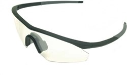 Product image for Madison Shields Compact Clear Lens Cycling Glasses 2018
