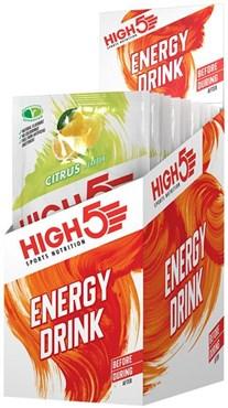 High5 Energy Drink - 12x 47g Sachet Pack