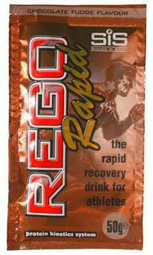 SiS Rego Rapid Whey Recovery Powder Drink 50g - Box of 15