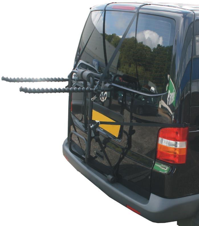 Hollywood F4 Heavy Duty 4 Bike Car Rack - 4 Bikes | Car racks