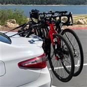 Hollywood Baja Over Spoiler Mount 3 Bike Car Rack - 3 Bikes