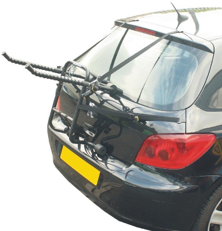 Hollywood F1 Deluxe 3 Bike Car Rack - 3 Bikes | Car racks