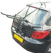 Product image for Hollywood F1 Deluxe 3 Bike Car Rack - 3 Bikes
