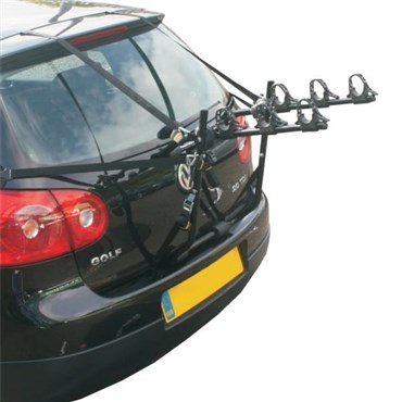Hollywood Express 3 Bike Car Rack - 3 Bikes