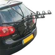 Product image for Hollywood Express 3 Bike Car Rack - 3 Bikes