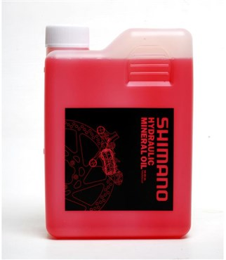 Shimano Mineral Oil For Hydraulic Brakes - 1 Litre | polish_and_lubricant_component