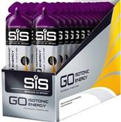SiS Go Isotonic Energy Gel 60ml Tube - 60ml x Box of 30