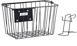 Product image for Adie Large Front Basket with Holder