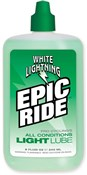 White Lightning Epic Ride Squeeze Bottle
