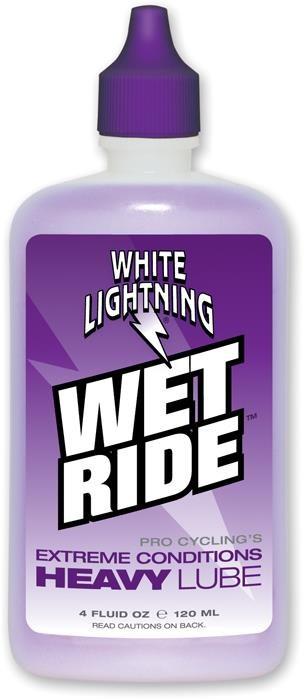 White Lightning Wet Ride Squeeze Bottle | Rengøring og smøremidler