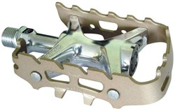 MKS MT Lux Comp Alloy Cage Pedals