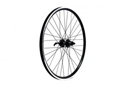 Product image for Wilkinson 26 8 Speed Cassette Alloy Disc Rear Wheel
